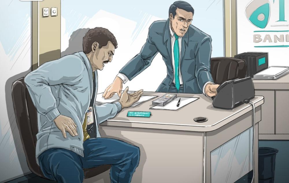 رسم توضيحي من شرطة أبوظبي. (الرؤية)
