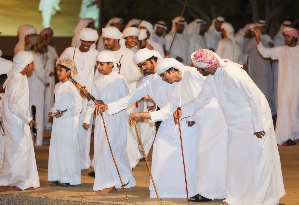 الألعاب الشعبية الإماراتية