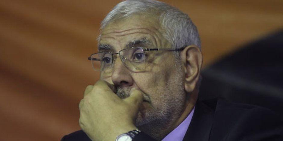 النقض المصرية تؤيد حكماً بإدراج عبدالمنعم أبوالفتوح على قوائم الإرهاب. (المصدر)