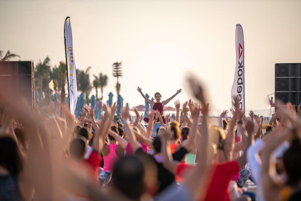XYoga Dubai's Sundown Breath (2)