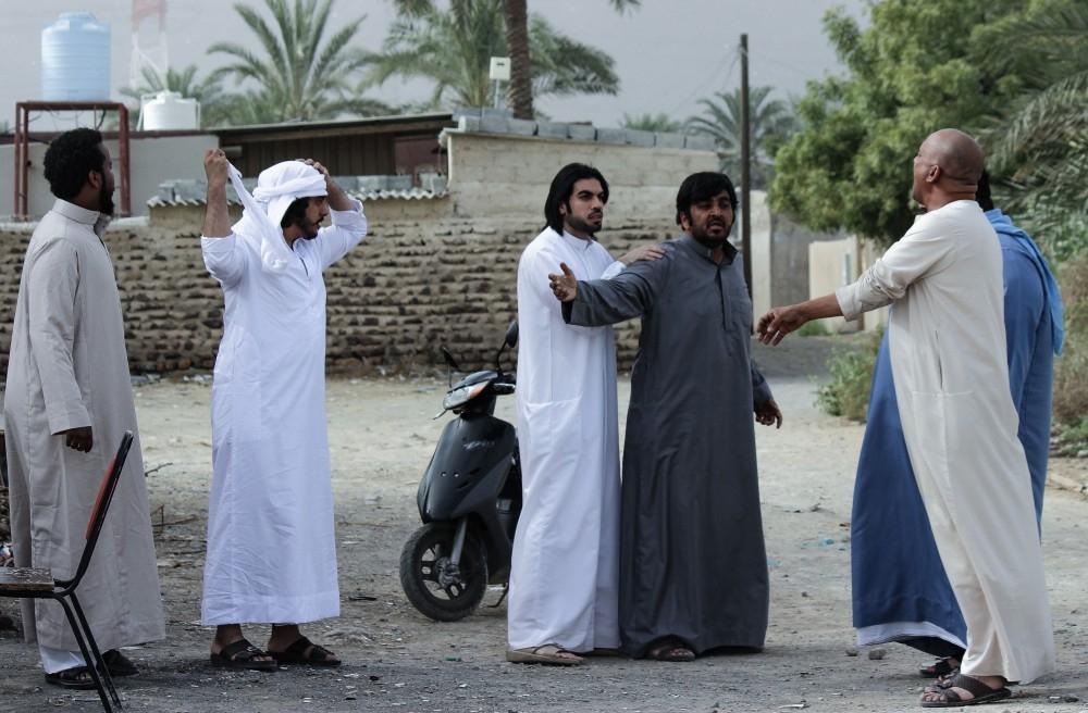 من فيلم فريج الطيبين للمخرج أحمد زين