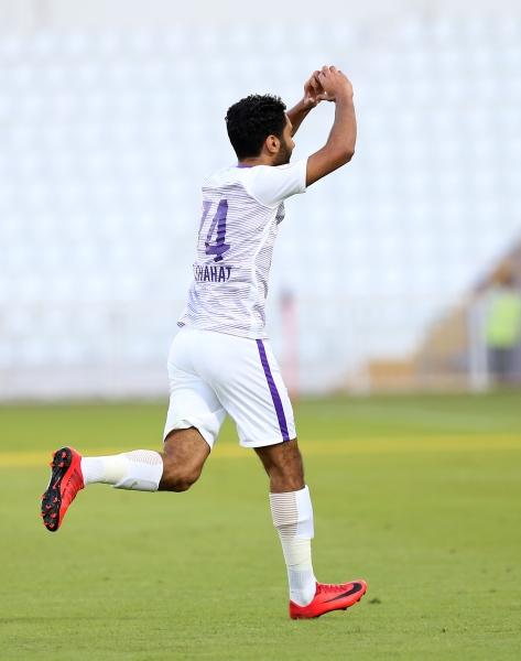 مباراة العين ودبا في دوري الخليج العربي على ستاد طحنون بن محمد في العين 29 11 2018