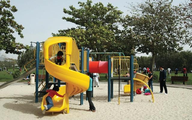 الحدائق المقرر تشييدها تتوفر فيها عناصر الترفيه والتسلية. (الرؤية)