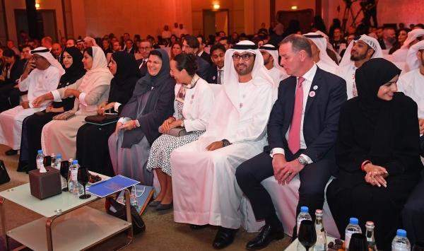 ندوة الاولمبياد الخاص الالعاب العالمية ابوظبي 2019