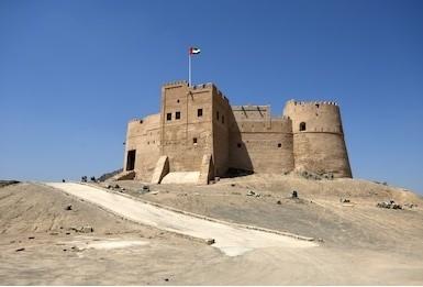 fujairah-fortress-united-arab-emirates-260nw-157993574