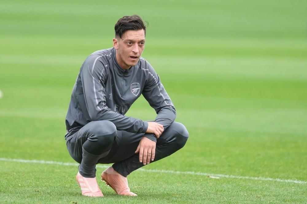 Unai-Emery-asks-Mesut-Özil-to-boost-Arsenal39s-performance-after-a-break