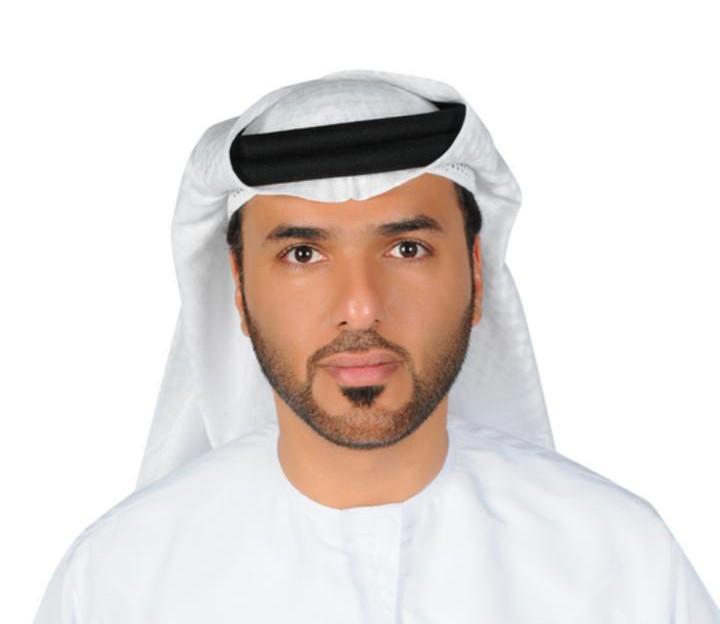 المقدم راشد المعيني - رئيس قسم دوريات الحد من الجريمة