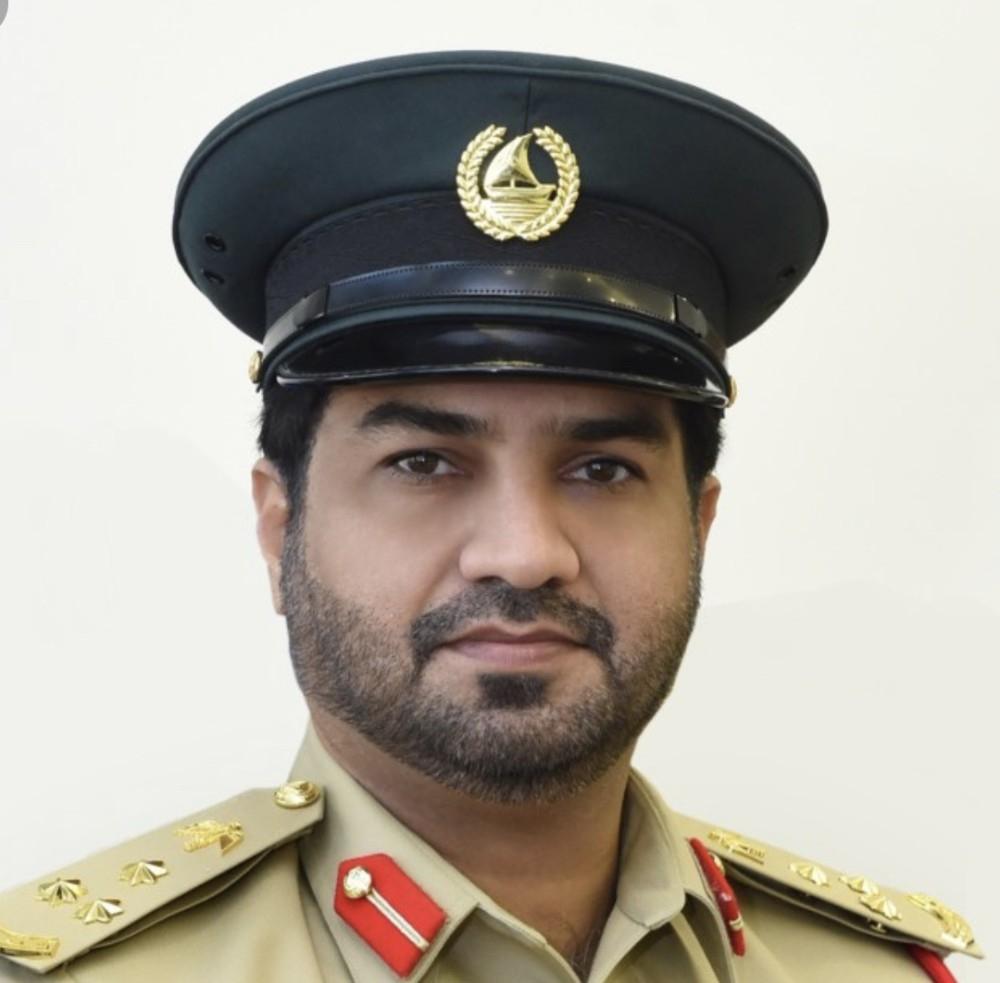 العميد جمال الجلاف - مدير الإدارة العامة للتحريات في شرطة دبي