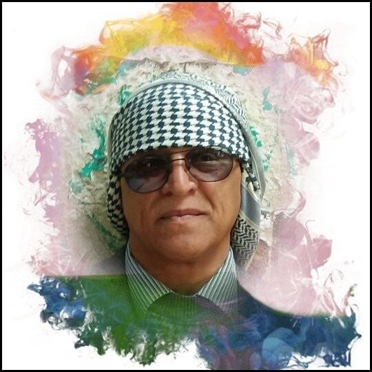 الكاتب اليمني محمد القعود
