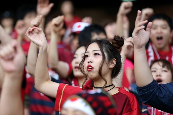 مباراة نادي كاشيما الياباني ونادي ريفربليت الارجنتيني في كأس العالم للاندية بمدينة زايد الرياضية 22 12 2018