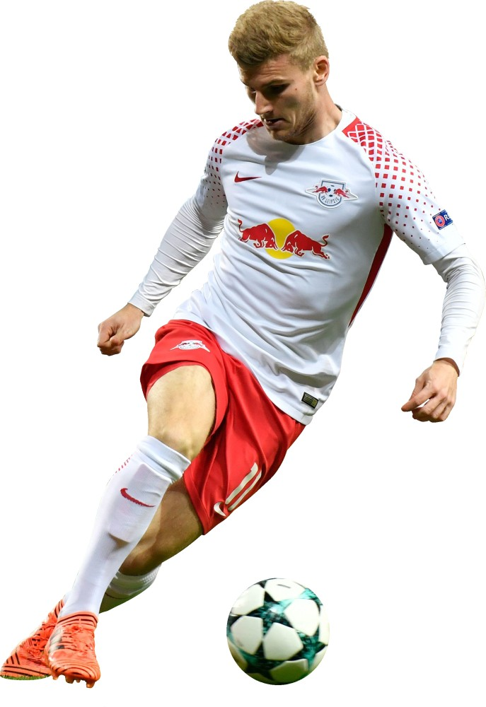 Timo Werner - FootyRenders