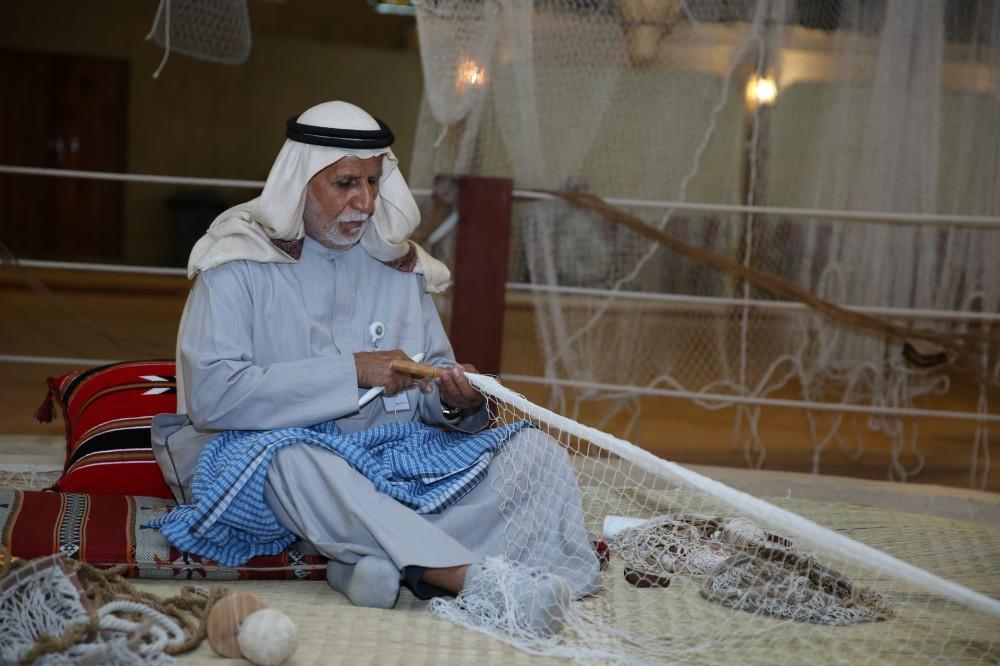 فعاليات جناح دولة الإمارات العربية المتحدة في مهرجان الجنادرية بالرياض 2