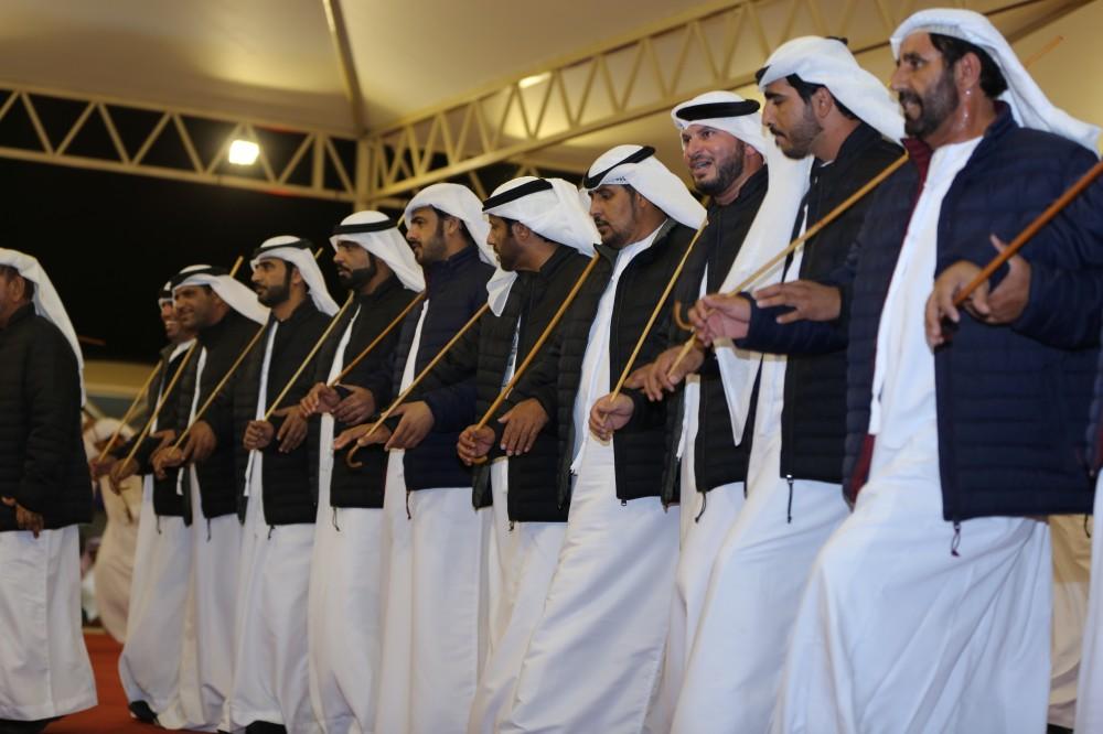 فعاليات جناح دولة الإمارات العربية المتحدة في مهرجان الجنادرية بالرياض