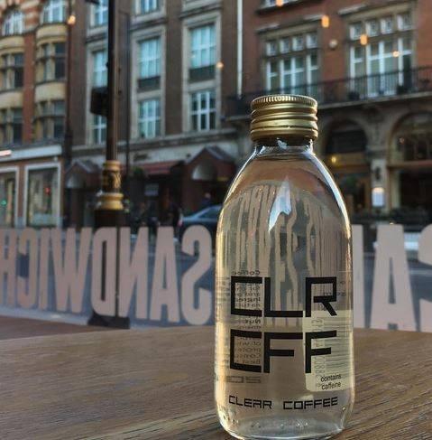 نماذج لصور قهوة بلون الماء الشفاف