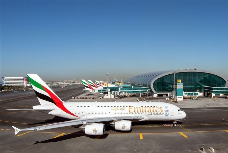 طيران الإمارات تعلن عن رحلات إضافية لبعض الوجهات الأفريقية. (الرؤية)