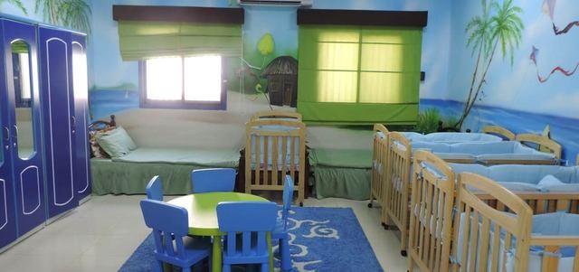 تستهدف الدار احتضان الأطفال الرضّع دون العامين. (الرؤية)