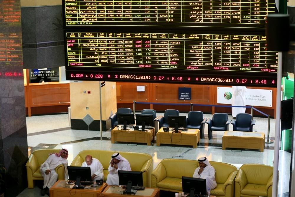حققت الشركات التي أعلنت عن نتائجها المالية في سوقي دبي وأبوظبي أرباحاً أسبوعية. (الرؤية)