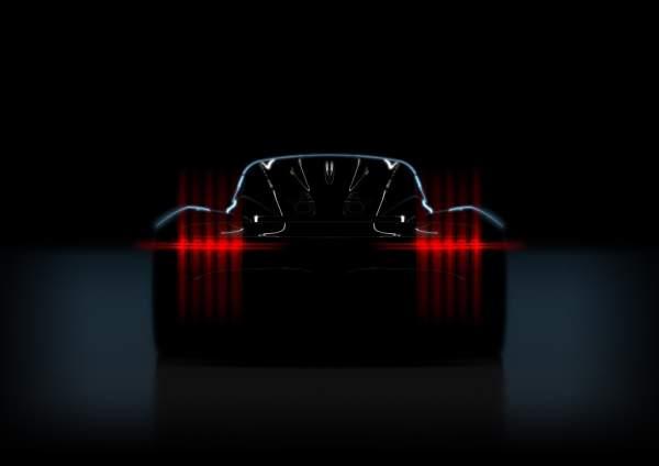 يقتصر إنتاج Project 003 من طراز كوبيه على 500 سيارة فقط. (الرؤية)