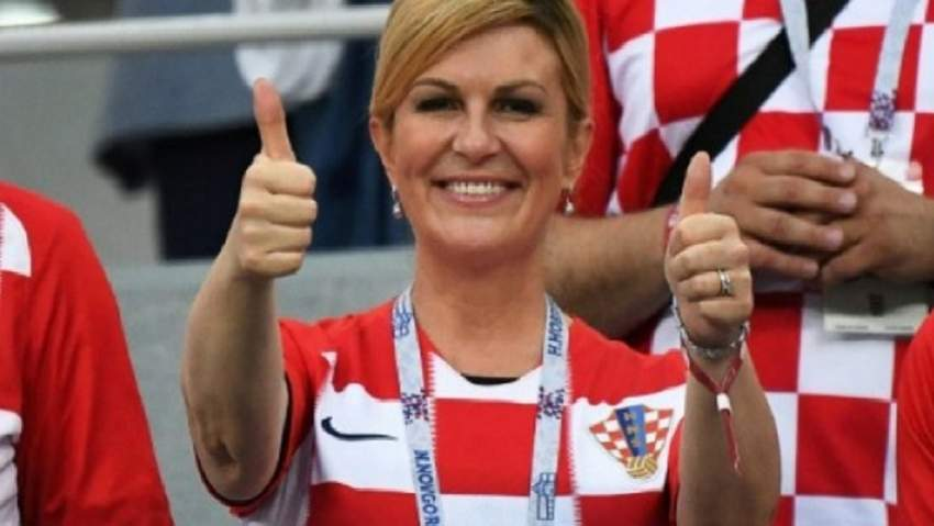 كوليندا غرابار كيتاروفيتش رئيسة كرواتيا