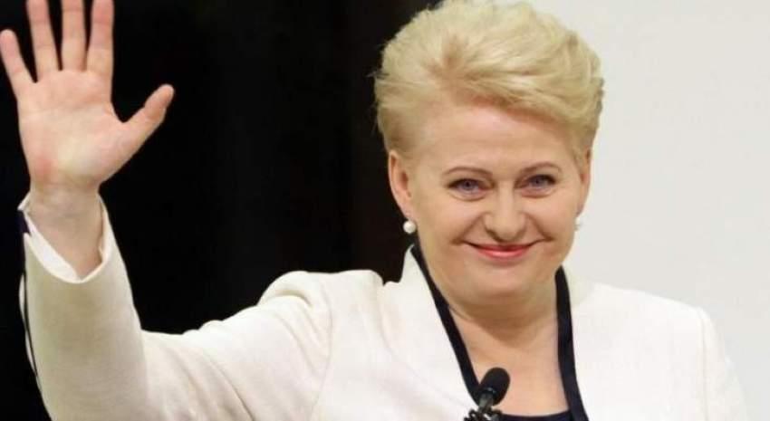 داليا غريباوسكايتي رئيسة