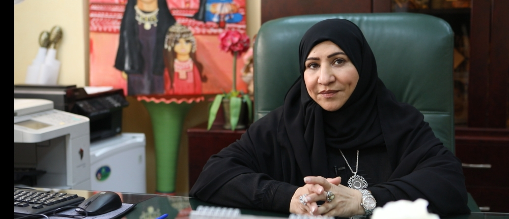 نادية الصايغ:  ابنة الإمارات قادرة على قهر المستحيل وتحقيق الذات