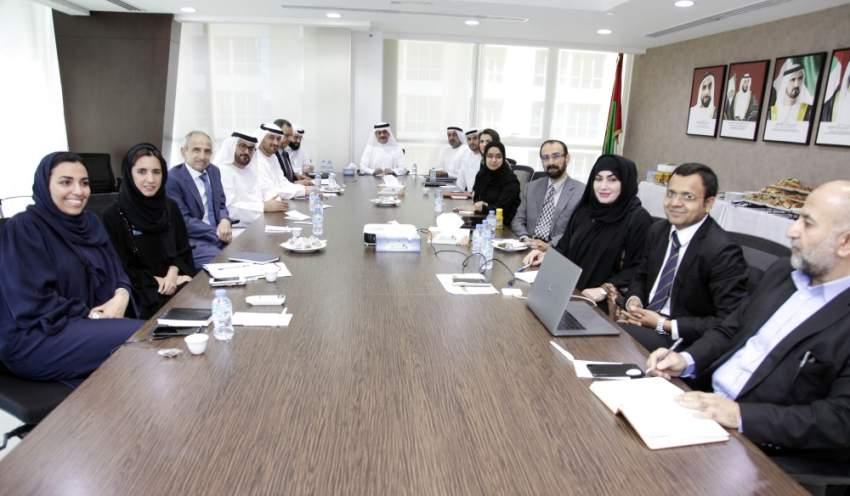 خلال اجتماع لجنة زراعة الأعضاء.