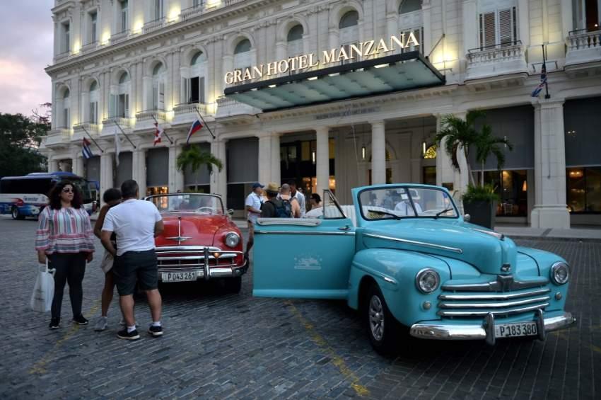 بدأت كوبا في استقطاب السياح الأثرياء من خلال المنتجعات ذات تصنيف الخمس نجوم