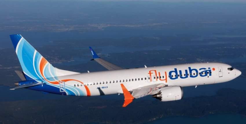 بوينغ 737 ماكس 8 - فلاي دبي