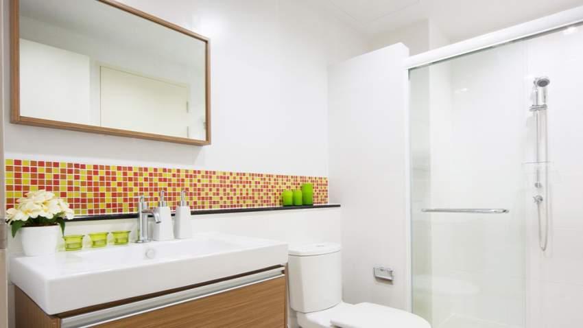 استغني عن حوض الاستحمام لتوفير مساحة كافية