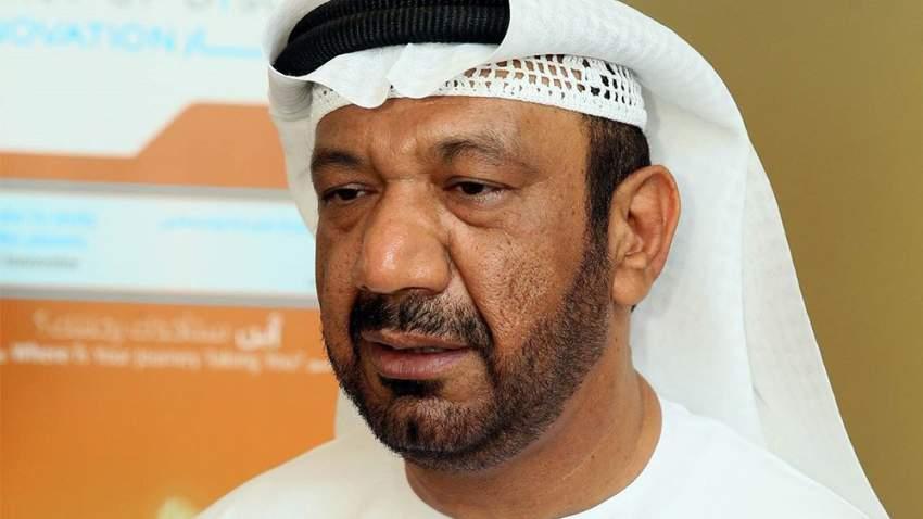 محمد سالم الظاهري نائب رئيس اتحاد الامارات الجوجيتسو