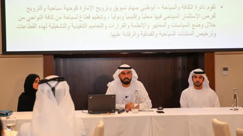 خفض الرسوم السياحية والبلدية على المنشآت الفندقية في إمارة أبوظبي