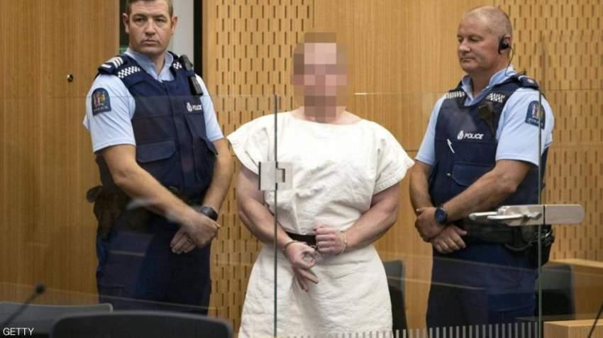 الأسترالي برينتون تارنت (28 عاماً) منفذ الاعتداء الإرهابي على مسجدين، في كرايست تشيرش بنيوزيلندا