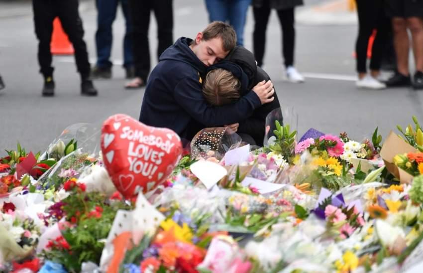 يواسيان بعضهما بالحادثة التي هزت نيوزيلندا
