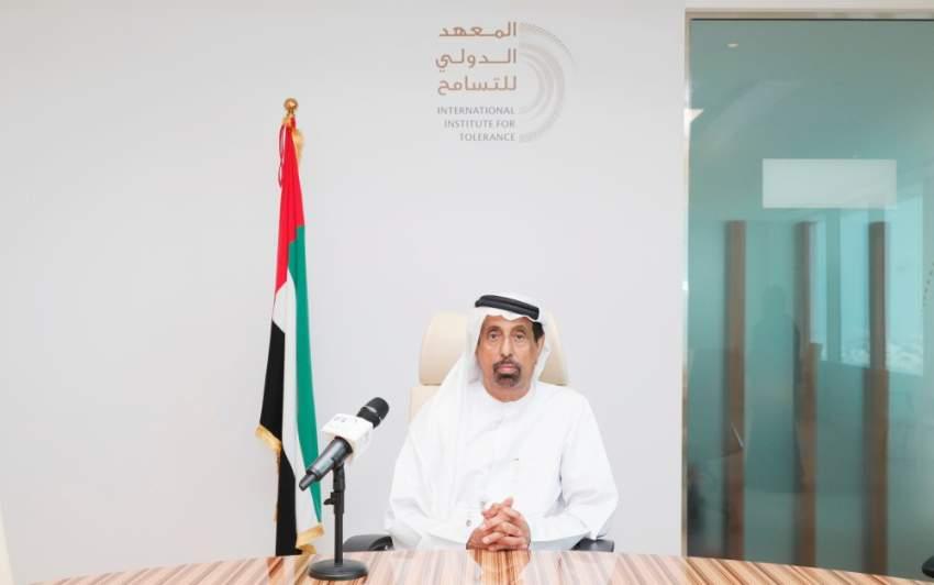 حمد الشيباني: الإمارات نموذج فريد في تحويل التسامح إلى نهج يومي