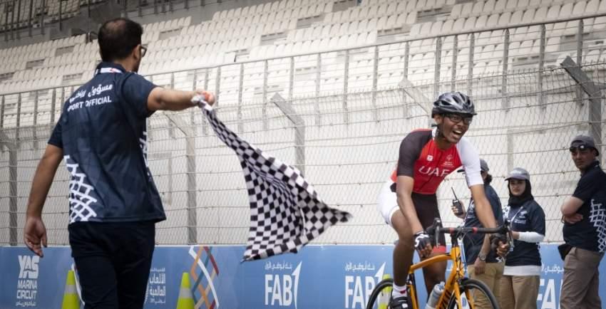 الإمارات تستهدف أكثر من 100 ميدالية في الأولمبياد الخاص