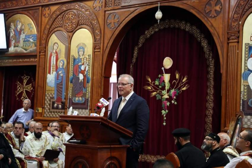 رئيس وزراء أستراليا  يدعو لمكافحة انتشار التطرف عبر الإنترنت