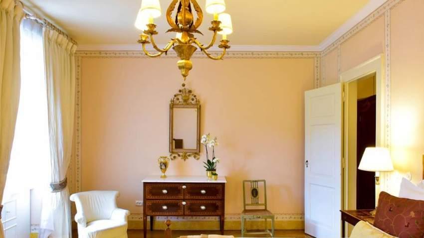 الكلاسيكية في غرف فندق تيفولي