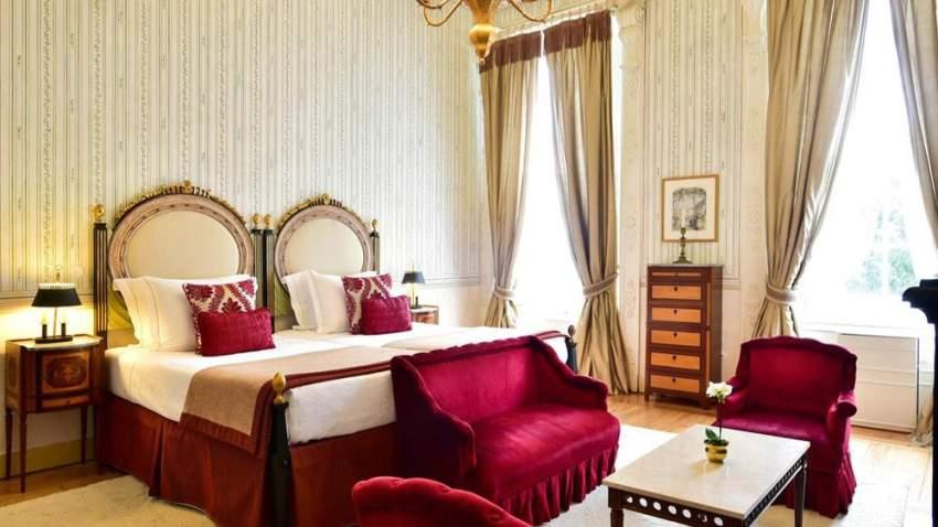 فندق تيفولي بُني بين عامي 1783 و1787
