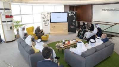 الاجتماع الأول لتنفيذ استراتيجية دبي للمناطق الجامعية الحرة (1)