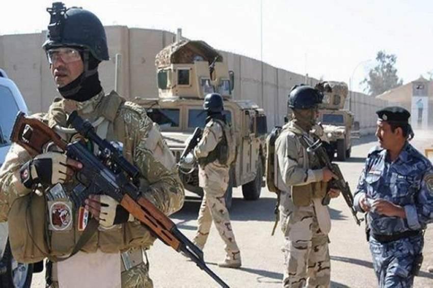 قوات عراقية في سنجار.
