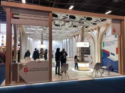 الشارقة تستعرض المشروع الثقافي الإماراتي في باريس