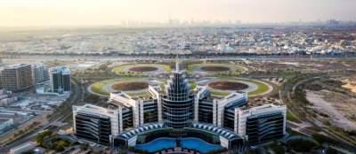 واحة دبي للسيليكون تستقطب العديد من شركات التكنولوجيا. (الرؤية)