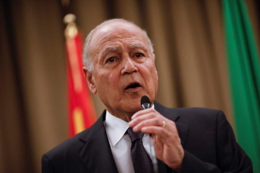أحمد أبوالغيط -  الأمين العام لجامعة الدول العربية