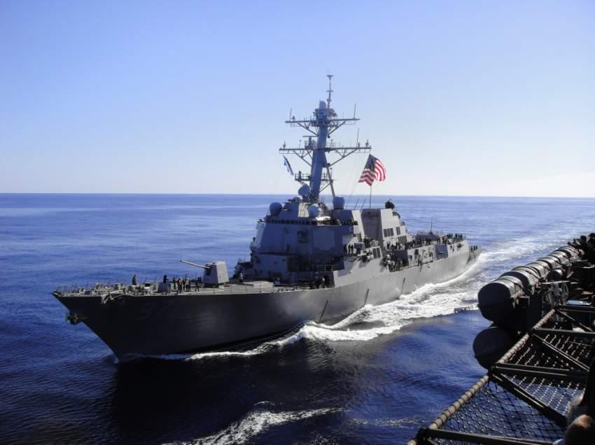 سفينتان حربيتان أمريكيتان تعبران مضيق تايوان رغم معارضة الصين