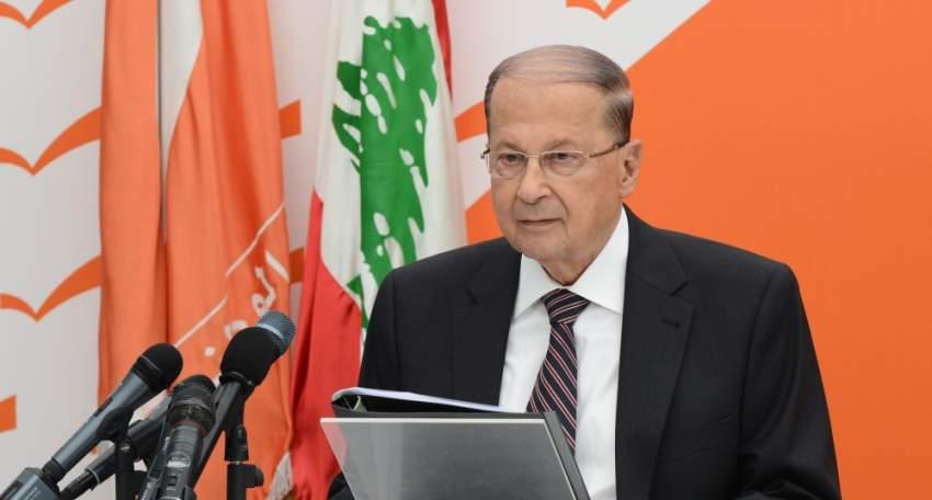 الرئيس  اللبناني يتوجه إلى روسيا في زيارة تستمر يومين
