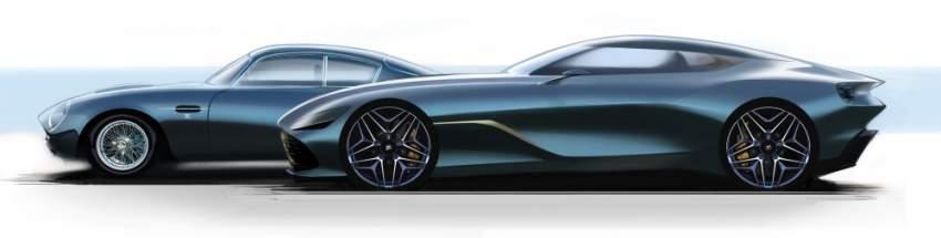 سيارة DBS GT ZAGATO من أستون مارتن بـ 29 مليون درهم