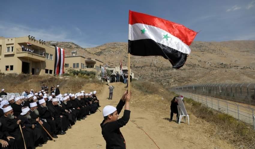 الإمارات: الجولان أرض سورية عربية محتلة والقرار الأمريكي لا يغيّر الواقع