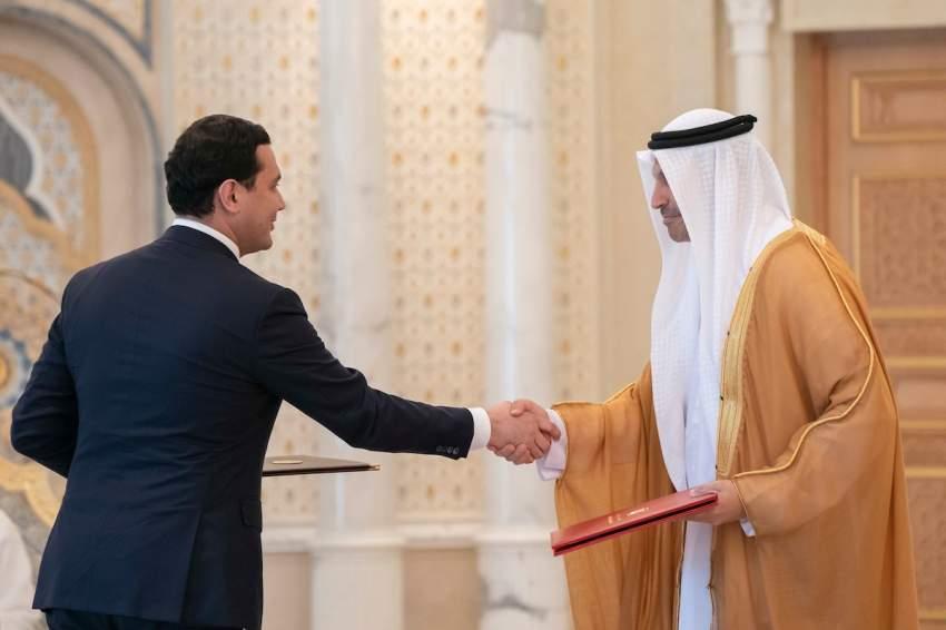 مبادلة توقع ثلاث اتفاقيات مع أوزبكستان للتعاون في الطاقة