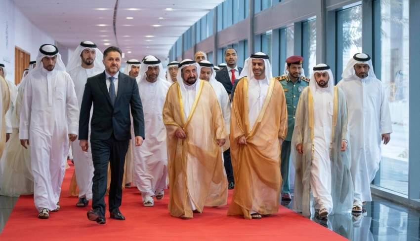 __سلطان القاسمي يطلق مشروع مدينة الشارقة المستدامة. 1-1553686707