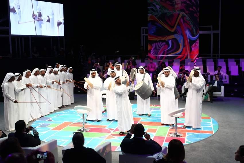 فعاليات اليوم الثاني من القمة الثقافية 2018 - أبوظبي